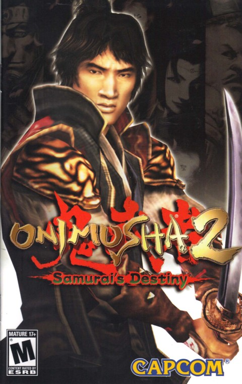 Onimusha 2 (PS2 Manual)