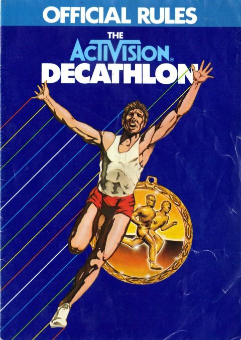 Activision Decathlon (Manual)