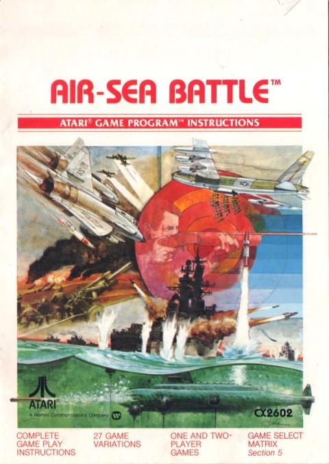 Air-Sea Battle (Manual)