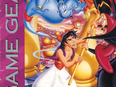 Aladdin (Game Gear Manual)