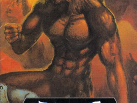 Altered Beast (Manual)
