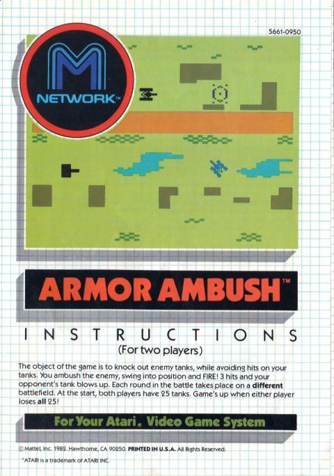 Armor Ambush (Manual)