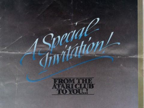 Atari Age – Special Invitation (Misc Scan)