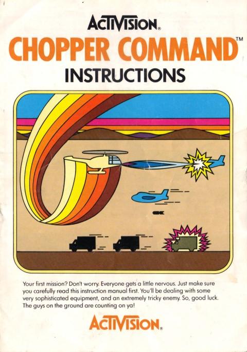 Chopper Command (Manual)