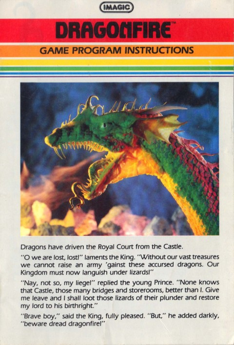 Dragonfire (Manual)