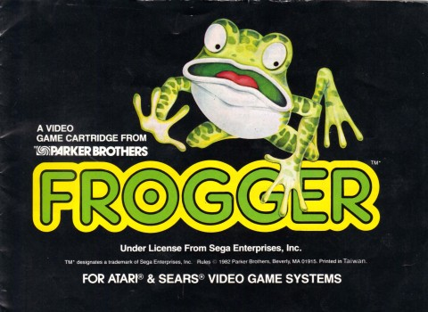 Frogger (Manual)