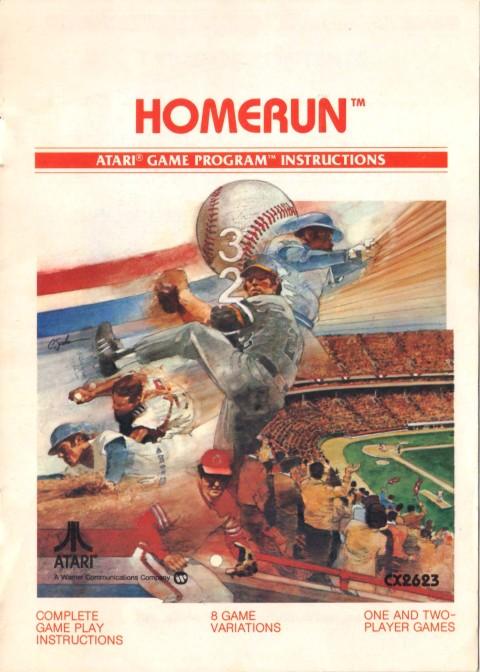 Homerun (Manual)