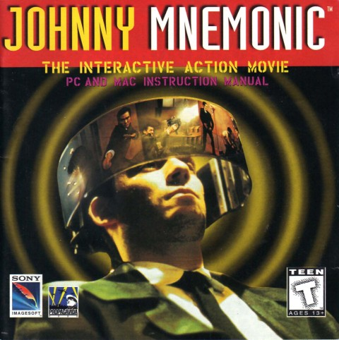 Johnny Mnemonic – (Manual)