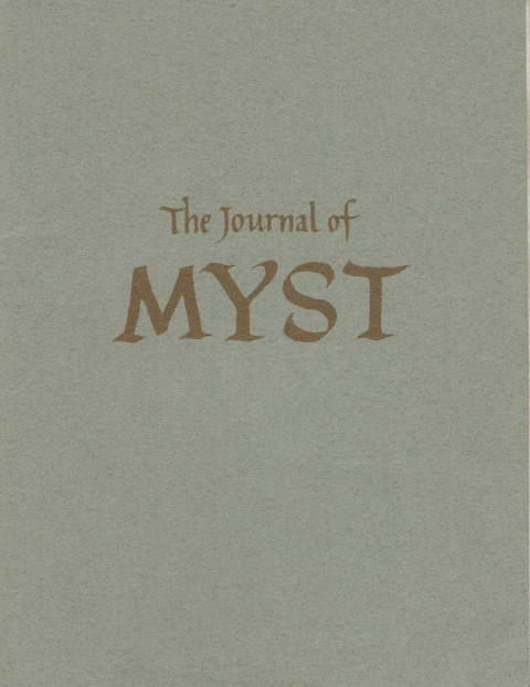 Journal of Myst (Misc)