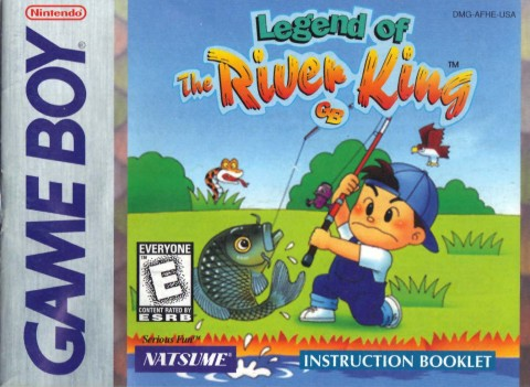 Legend of the River King (Manual)