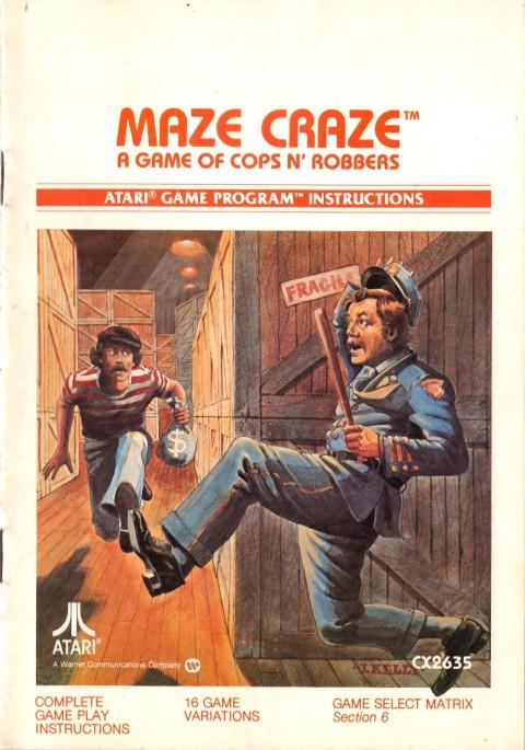 Maze Craze (Manual)