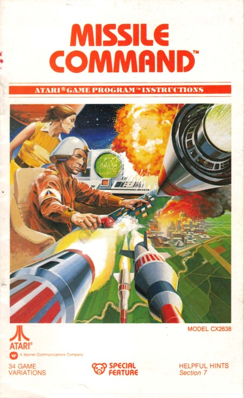Missile Command (Manual)