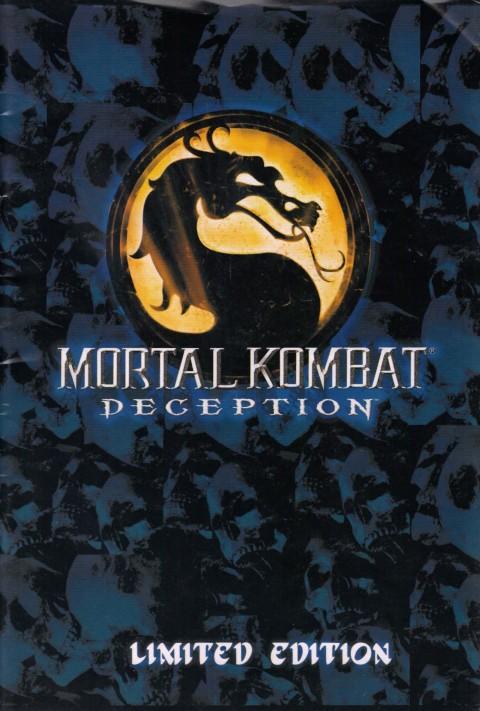 Mortal Kombat Deception (Manual)