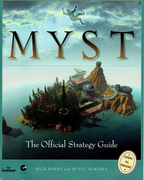 Myst (Strategy Guide)