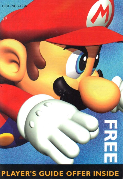 Nintendo Players Guide Offer (Misc)