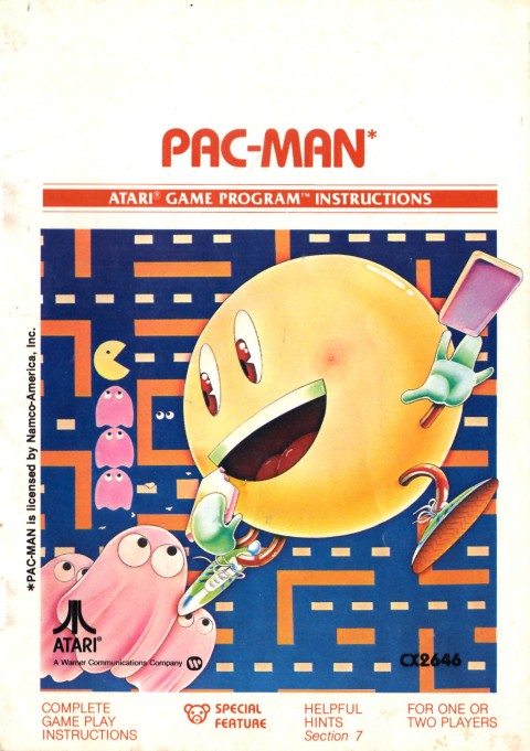 Pac-Man (Manual)