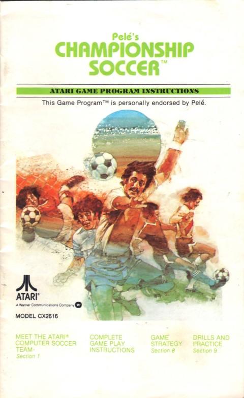 Peles Championship Soccer (Manual)