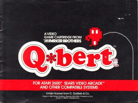 QBert (Manual)