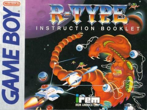 R-Type (Gameboy Manual)