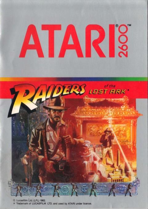 Raiders of the Lost Ark (Manual)