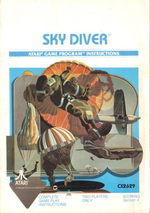 Skydiver (Manual)