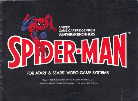 Spiderman (Manual)