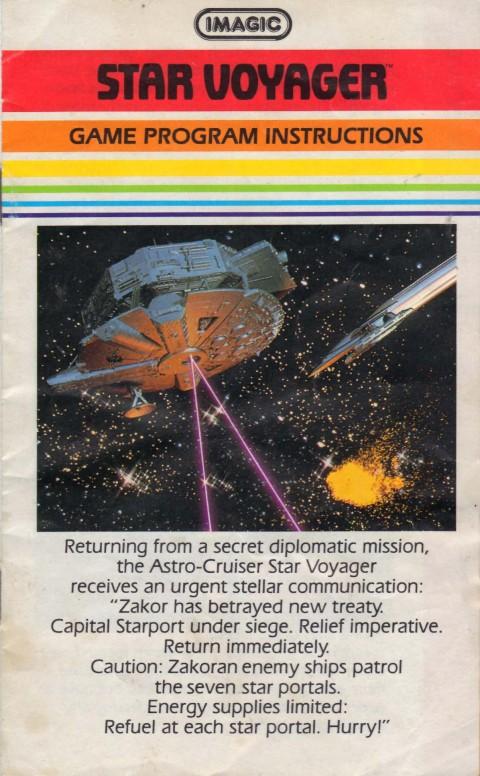 Star Voyager (Manual)