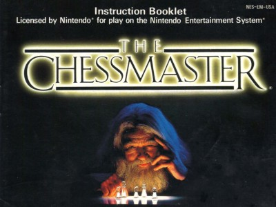 The Chessmaster (NES Manual)