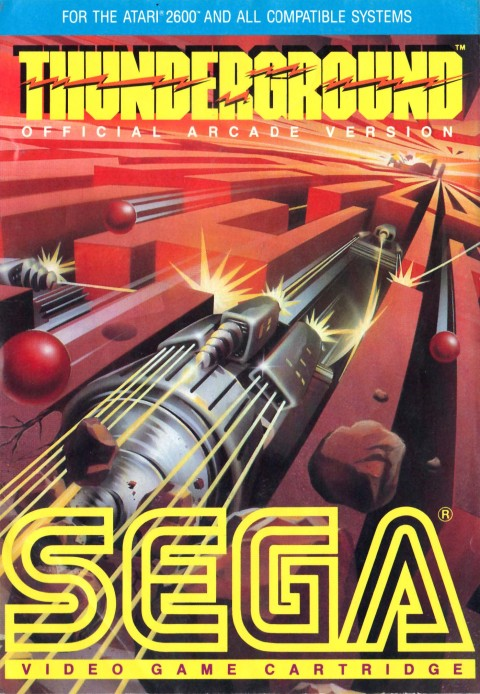 Thunderground (Manual)