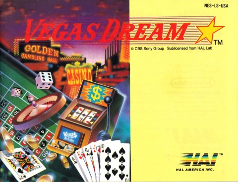 Vegas Dreams (Manual)