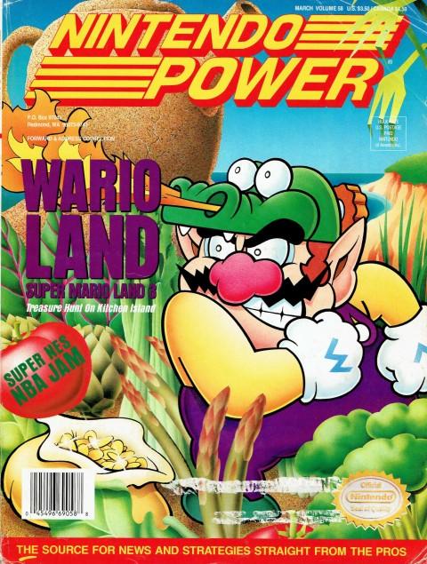 Nintendo Power – Vol 58