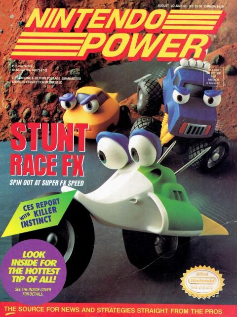 Nintendo Power – Vol 63