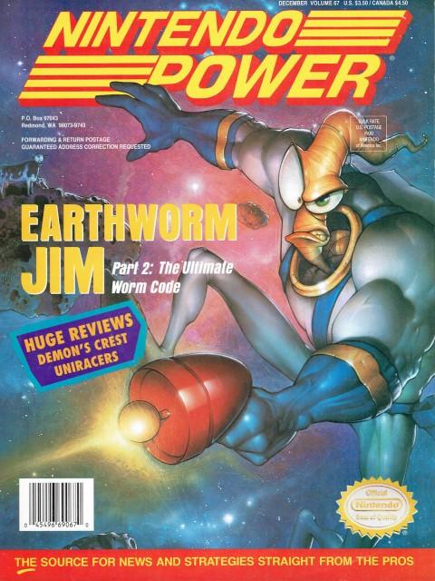 Nintendo Power – Vol 67