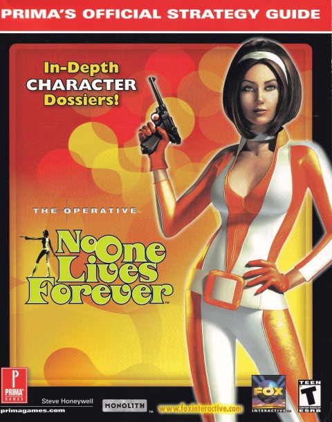 No One Lives Forever (Strategy Guide)