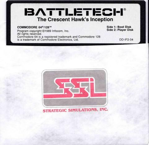 Battletech (disk)