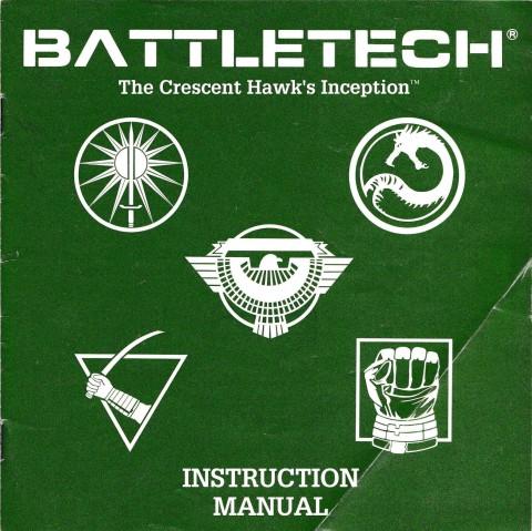 Battletech (Manual)