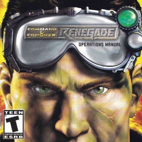 Command and Conquer Renegade (Manual)