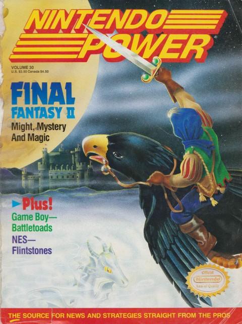 Nintendo Power – Vol 30 (Magazine)