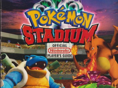 Pokemon Stadium (Players Guide)
