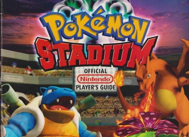 Pokemon Stadium (Players Guide)