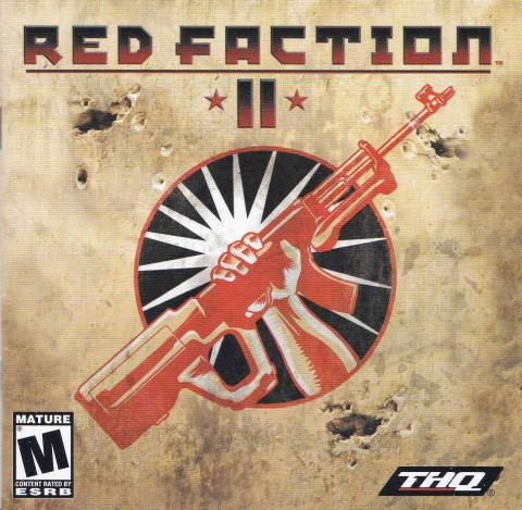Red Faction II (Manual)