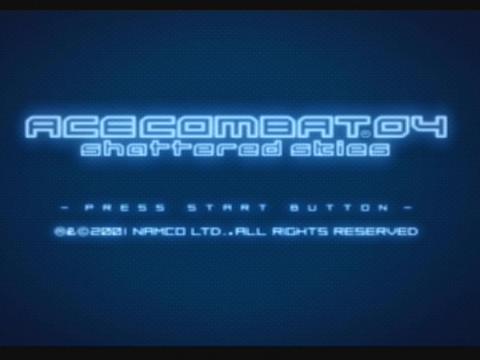 Ace Combat 04 (PS2)