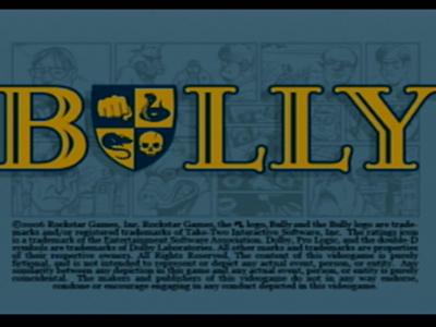 Bully (PS2)