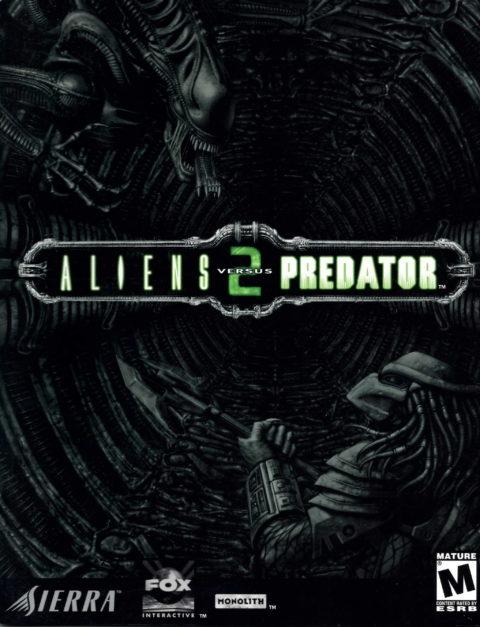 Aliens vs Predator 2 (Manual)