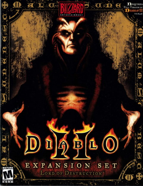Diablo 2 – Lords of Destruction (Manual)