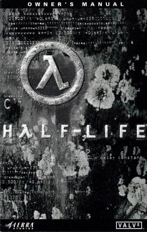 Half-Life (Manual)