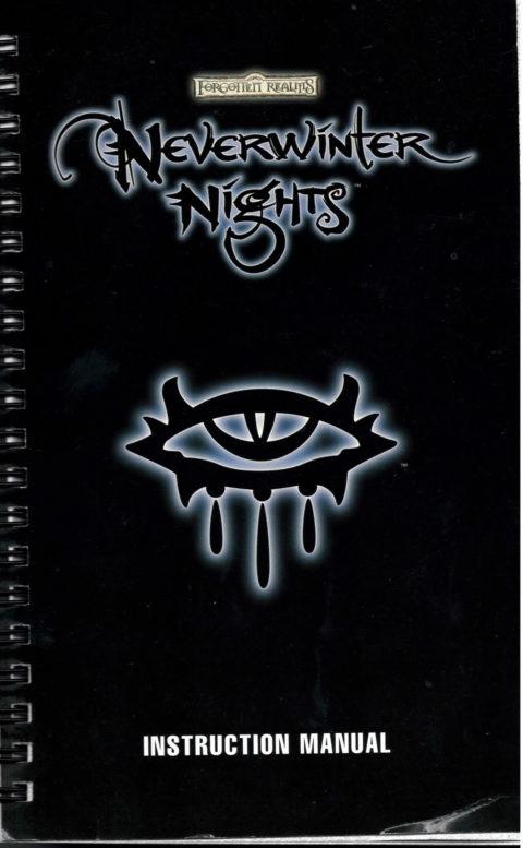 Neverwinter Nights (Manual)
