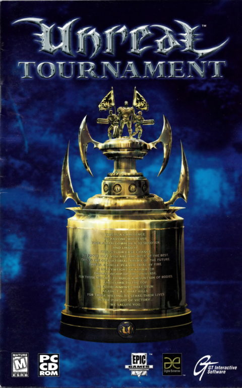 Unreal Tournament (Manual)