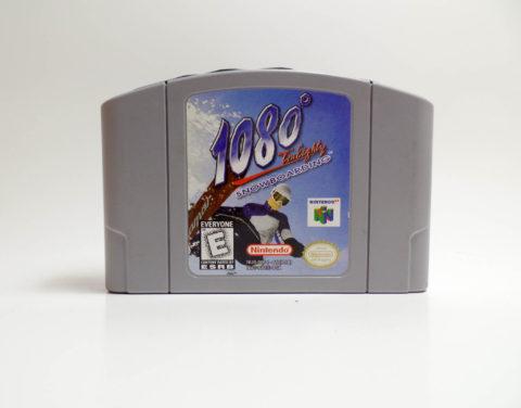 1080 Snowboarding (Nintendo 64)