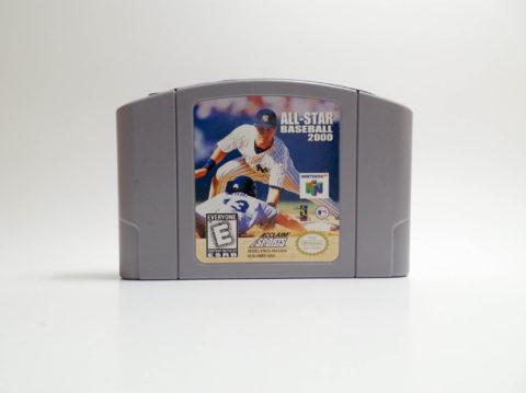 All-Star Baseball 2000 (Nintendo 64)